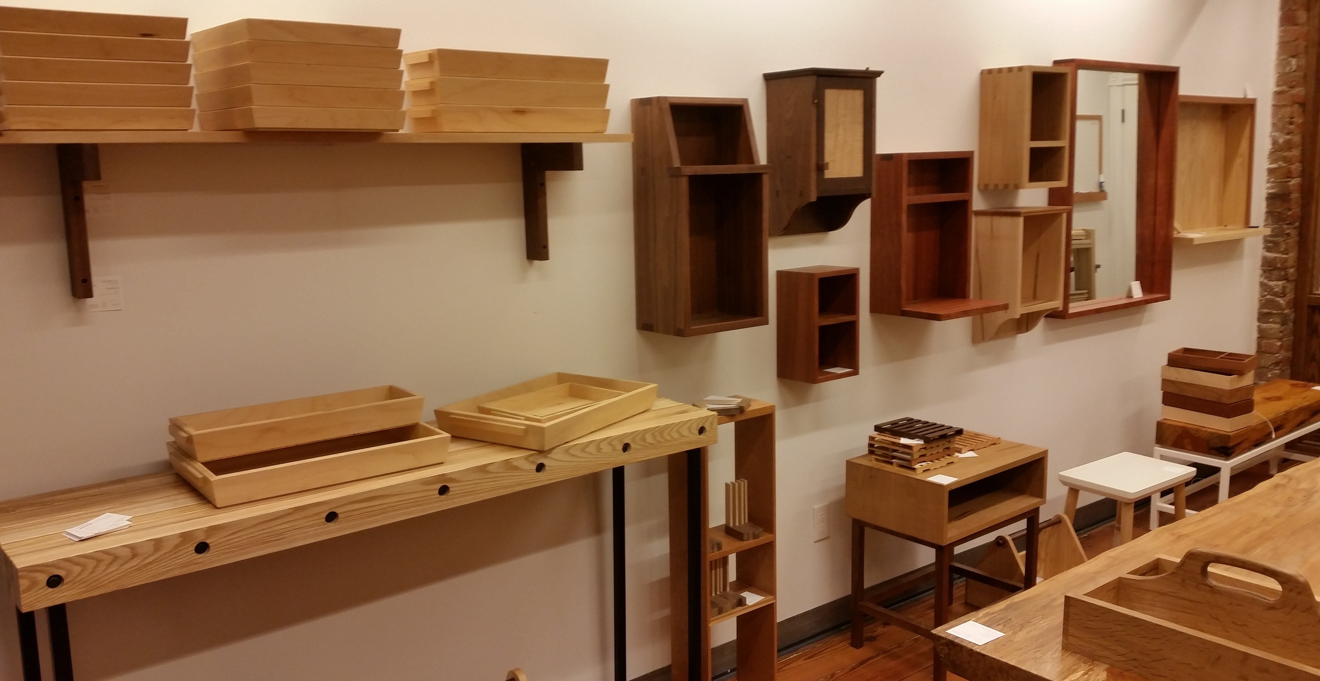 Furniture Designer/Builder Sets Up Shop Near Eastern Market ...