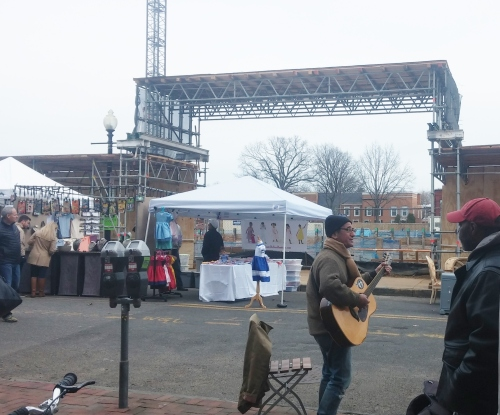 The rise of the Hine project signifies a new and different dawn for 7th Street, SE