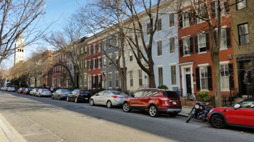 Non profit and other association operations in residential townhouses is a serious problem near the US Capitol, according to neighbors.  The 100 block of C Street, SE, behind the Madison Building is reported to have many such examples.