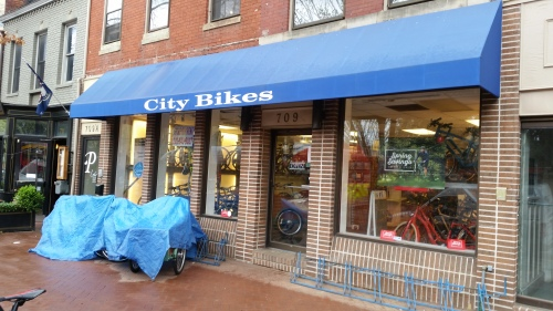 Barracks Row City Bikes Closes Sunday at 6:00pm