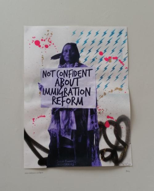 Not Confident About Immigration Reform