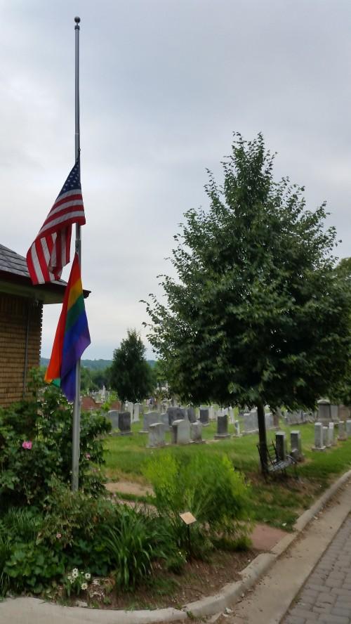 Congressional Cemetery, Wednesday, June 15, 2016, circa 7:00pm