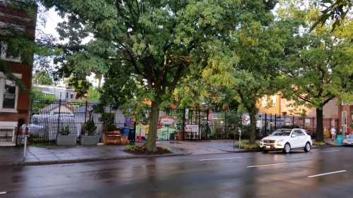 The current site of Frager's Garden Center - formerly owned by Capitol Hill real estate investor Larry Quillian - will become a 120 unit apartment house