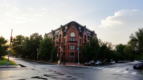 SGA Architects designed and developed Butterfield House at 1020 Pennaylvania Avenue, SE