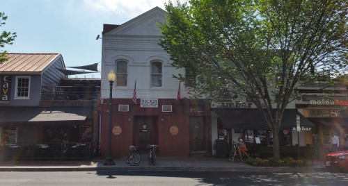 Phase 1 on Barracks Row Look Closed for Good