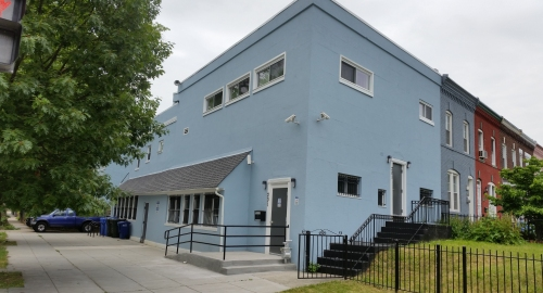 Andromeda Mental Health and Substance Abuse Recovery Clinic at 15th and Massachusetts Avenue, SE