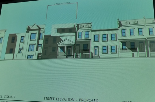 Shotgun House Proposed