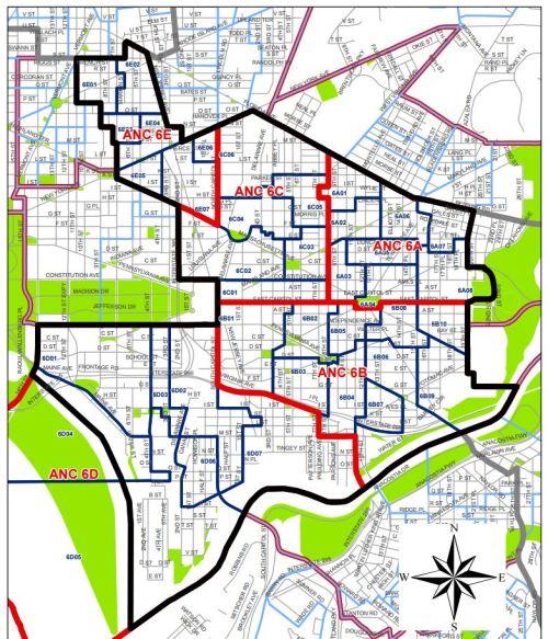 Ward Six ANCs