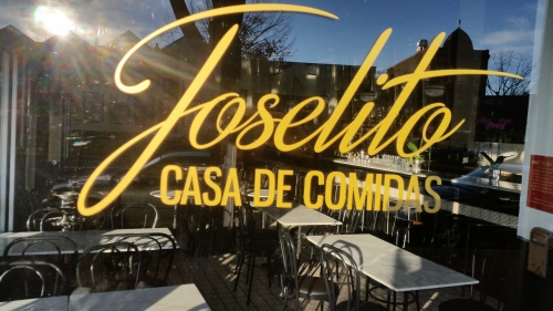 Joselito Casa de Comida (House of Food) at 660 Pennsylvania Avenue, SE, open Monday January 9.