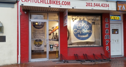 City Bikes Returns to Barracks Row in February