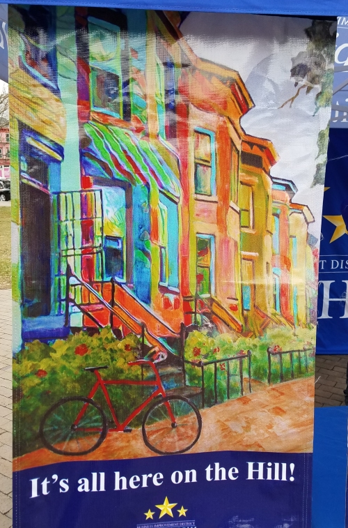 """Capitol Hill in Living Color"" – by Kay Fuller"